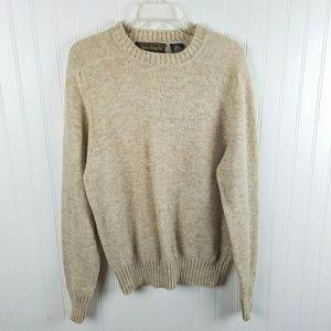 Vintage Eleven Sixty-Six men's wool sweater